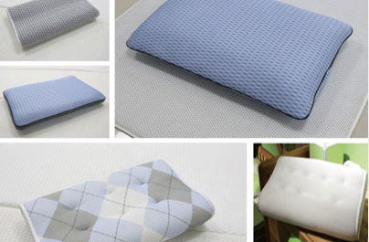 3D太空枕/凹点枕