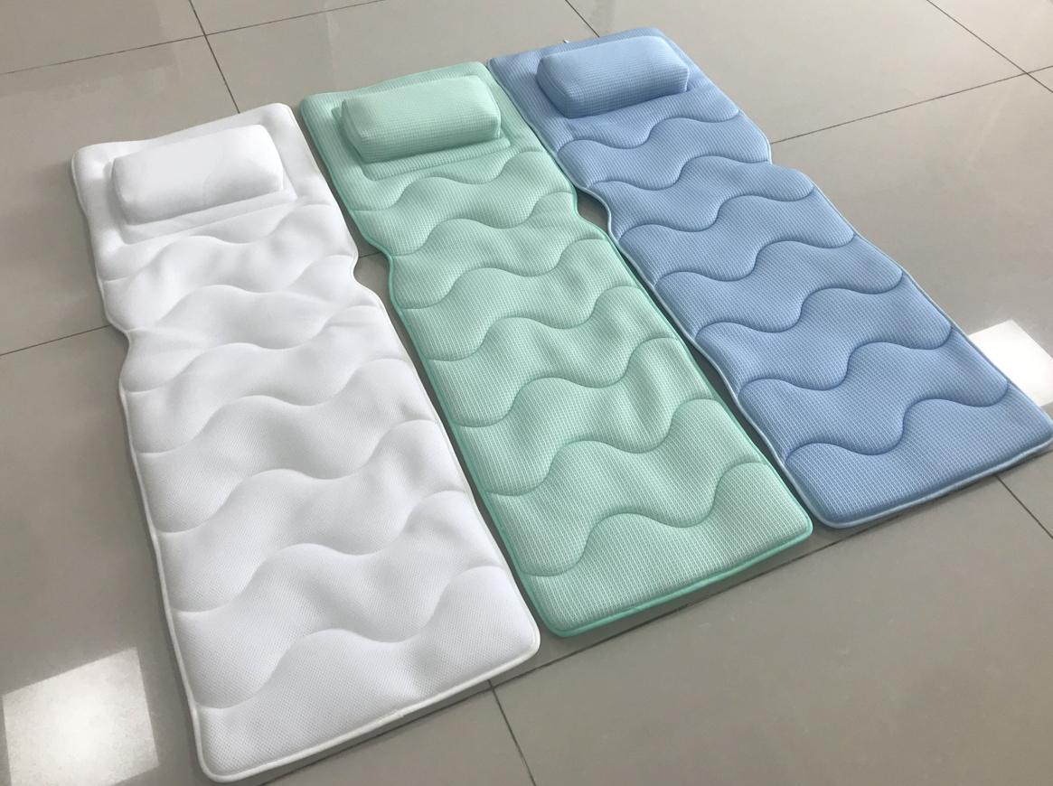 3D浴缸垫