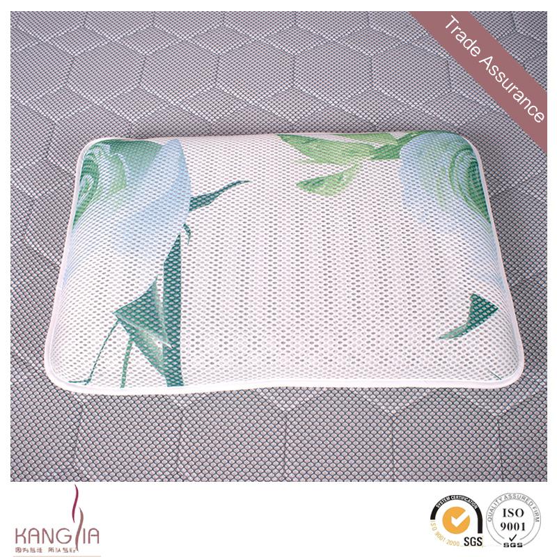 3D可水洗面包枕