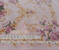 透气3D网眼布,花朵剪花地垫.地毯 门垫.脚垫.防滑地垫. 玄关地垫.可水洗