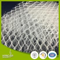 3D枕芯填充涤纶网眼布