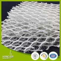 3D大网孔面料 加硬透气