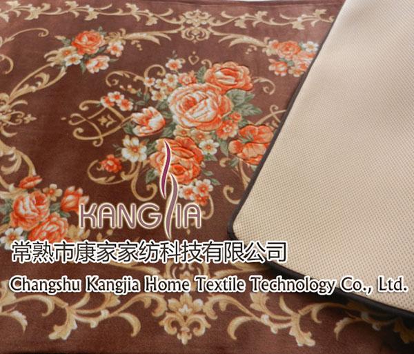 3D透气网眼布地毯.地垫.书房垫.电脑椅垫.茶几毯